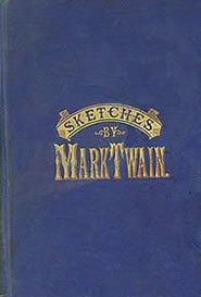 Belford's edition of Twain's Sketches