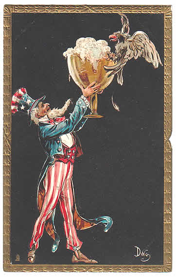 Dwig's Uncle Sam