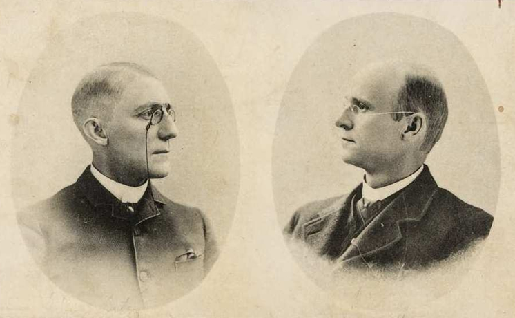 Riley and Nye 1889