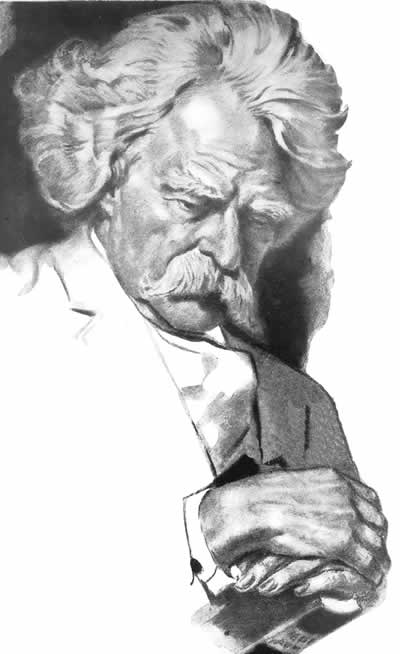 Twain by Karl Godwin