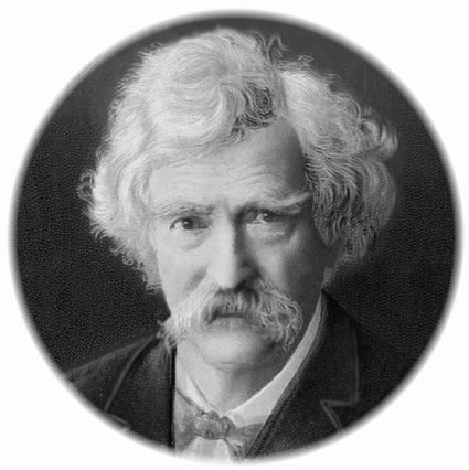 Great Mark Twain composite