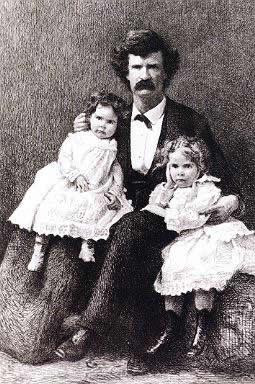 Clemens and daughters